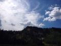 Clouds at Silver Lake