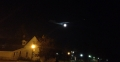 Moon over Evanston